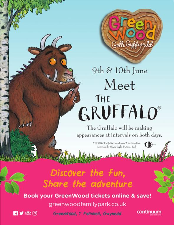 meet the Gruffalo event image